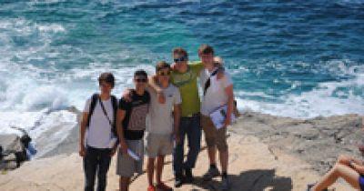 """Profilreise """"Gesundheit und Technik"""": Meeresbiologie Kroatien"""