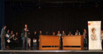 Regionalwettbewerb Jugend debattiert