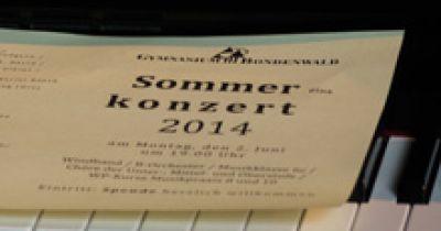 Sommerkonzerte