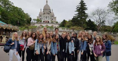 Parisreise