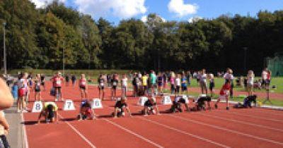 Leichtathletikmeisterschaft der Schulen