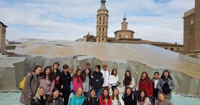 Austausch mit Lleida in Katalonien