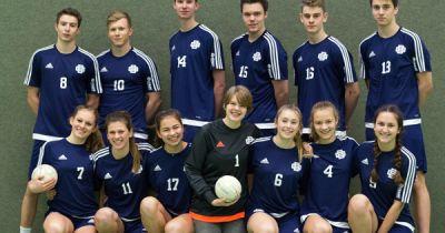 Die Sportler des Bondenwald in neuem Gewand