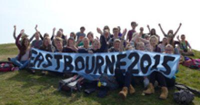 Eastbourne-Reise 2015