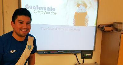 Vortrag über Guatemala