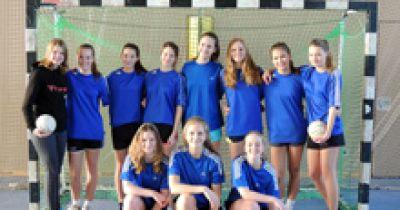 Jugend trainiert für Olympia - Schulhandball