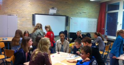 GymBo goes global: Sprachentag für Grundschüler