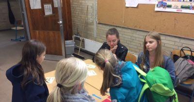 Sprachentag für Grundschüler