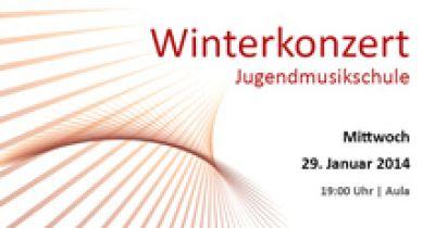 Winterkonzert der Jugendmusikschule
