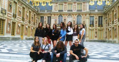 Profilreise des SuK nach Paris