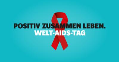 Spendenaktion zum Welt-Aids-Tag
