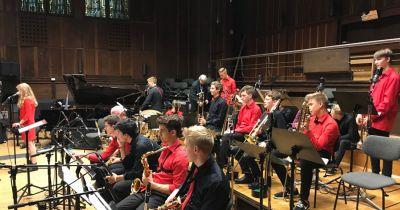 Jugend jazzt in Frankfurt