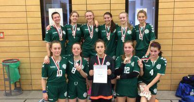 Landesfinale im Handball